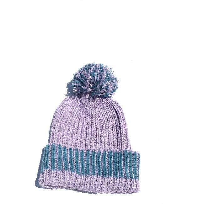 Sprinkle Hat Teal/Lavender
