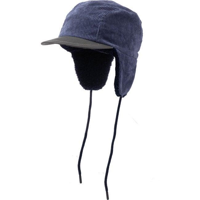 Jordan Cord Hat, Blue Tonal - Hats - 1