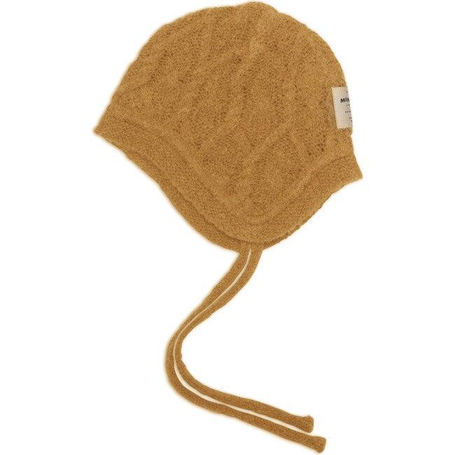 Filie Merino Wool Hat, Buckthorn Brown