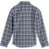 Max Button Down, Blue Check - Shirts - 3