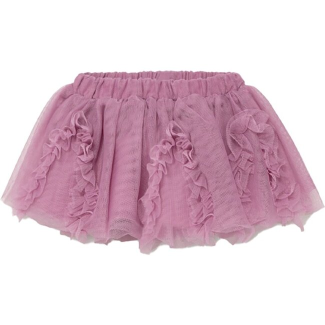 Tulle Skirt, Mauve