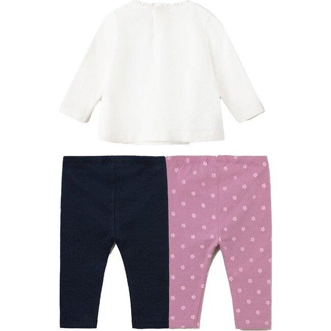 Princess Outfit Set, Cream
