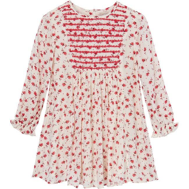 Floral Dress, Multi