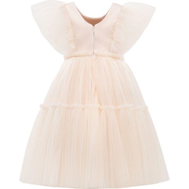 La Croix Dress, Pink