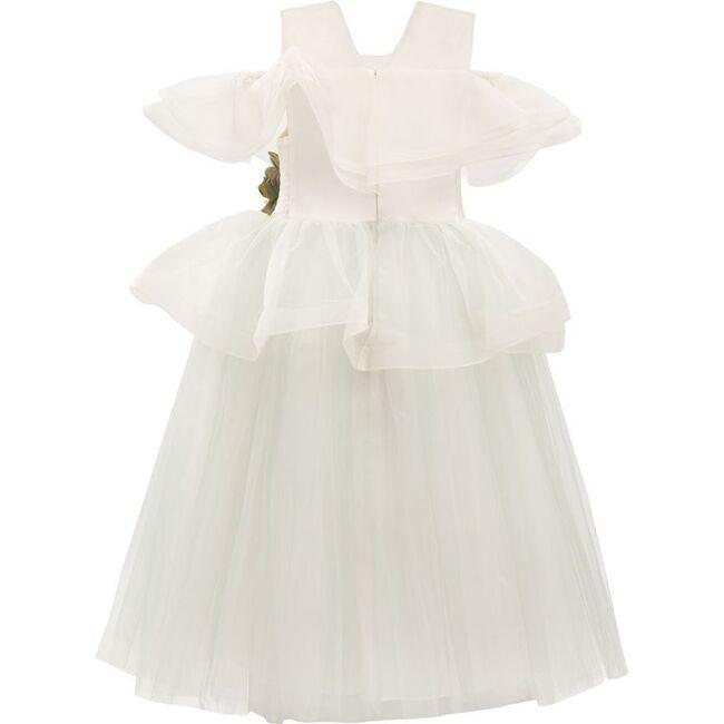 Ravinia Dress, Aqua