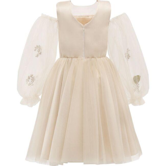 Serramonte Dress, Beige