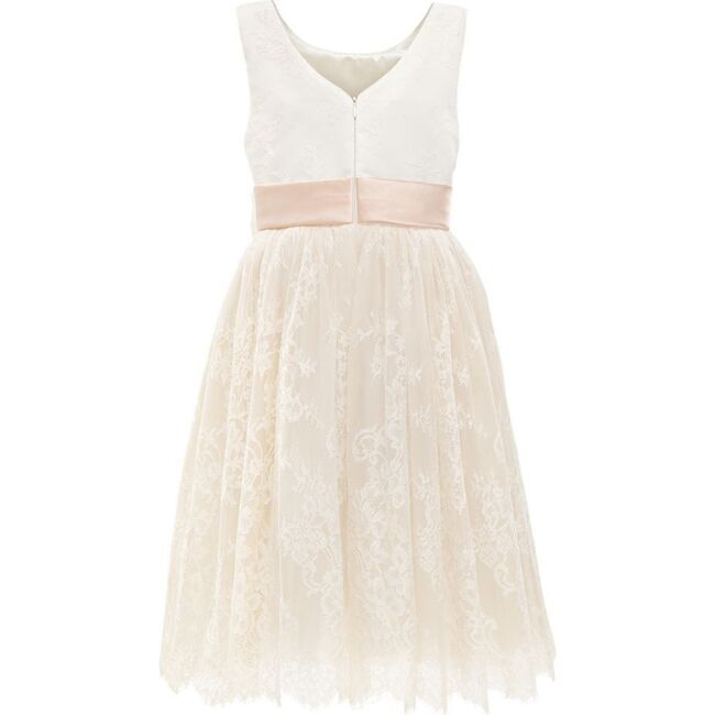 Comanche Dress, White
