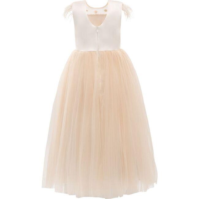 Ayala Dress, Peach