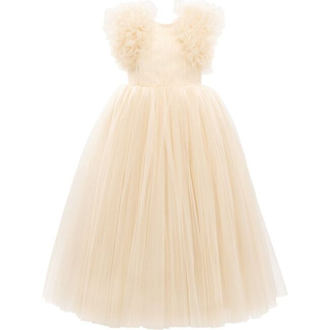 Altura Tulle Dress, Champagne