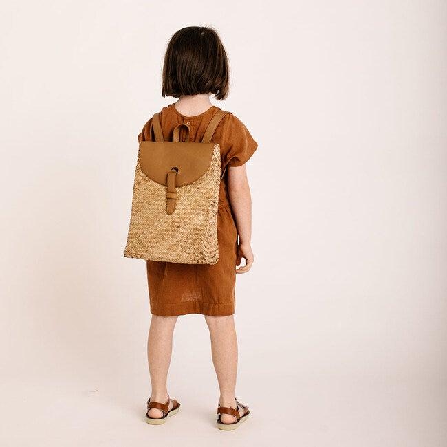 Mini Nami Backpack, Natural