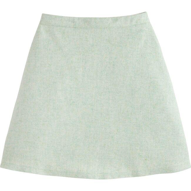Circle Skirt, Meadow Wool