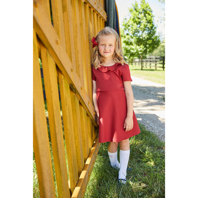 Joy Dress, Crimson