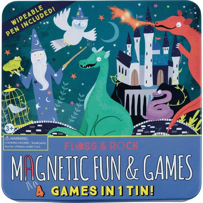 Spellboune Magnetic Fun & Games