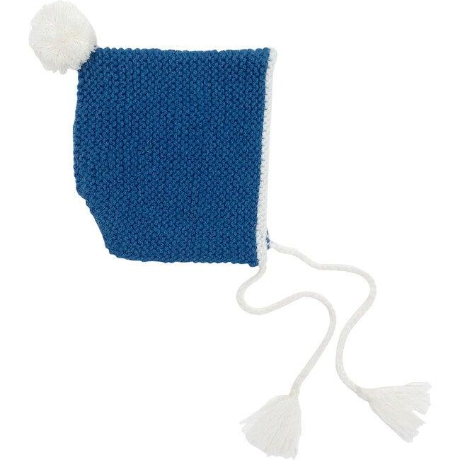 Baby Blue Alpaca Wool Hat