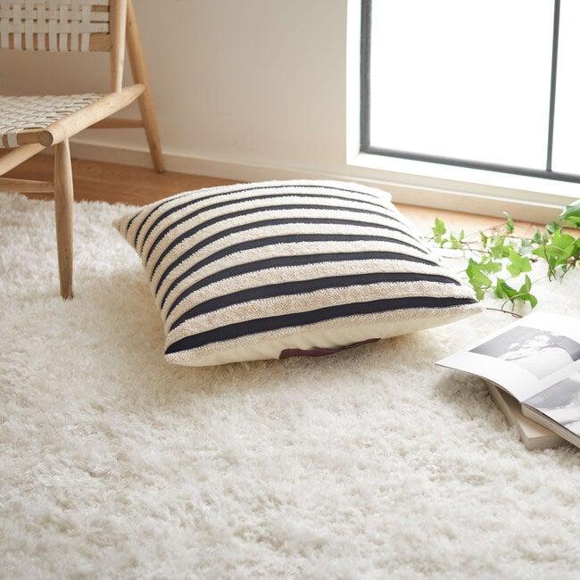 Maralyn Floor Pillow, Stripes