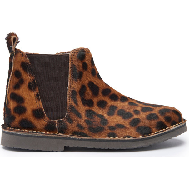 Chelsea Boot, Animal Print