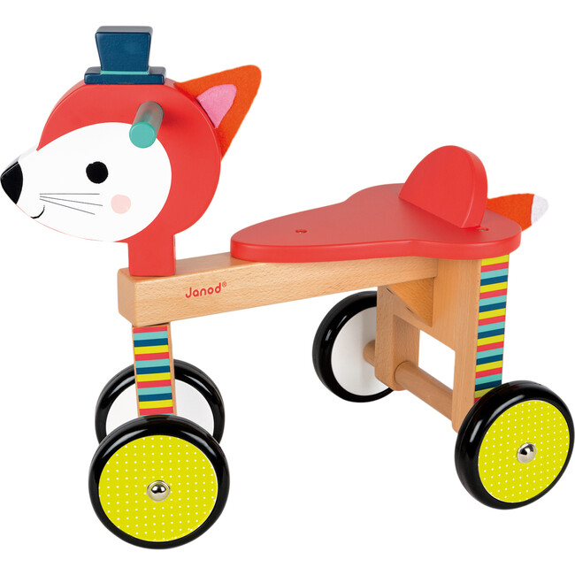 Baby Forest Fox Ride-On