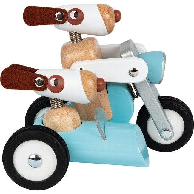 Spirit Sidecar Philip - Transportation - 1