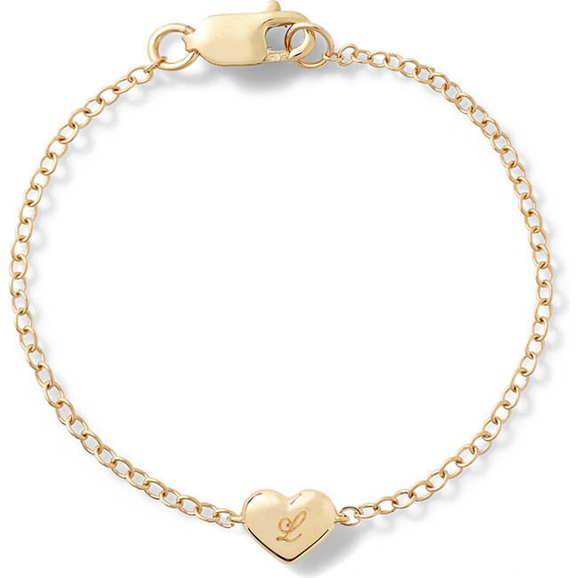 Heart Baby Bracelet