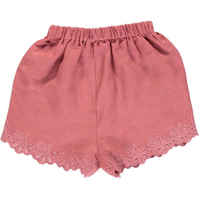 Cristina Shorts Old Rose