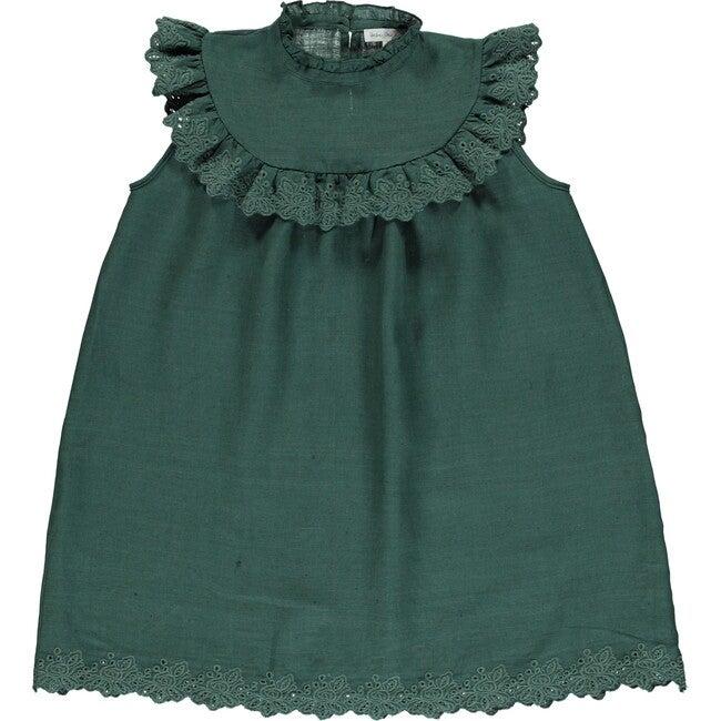 Cristina Dress Sea Pine