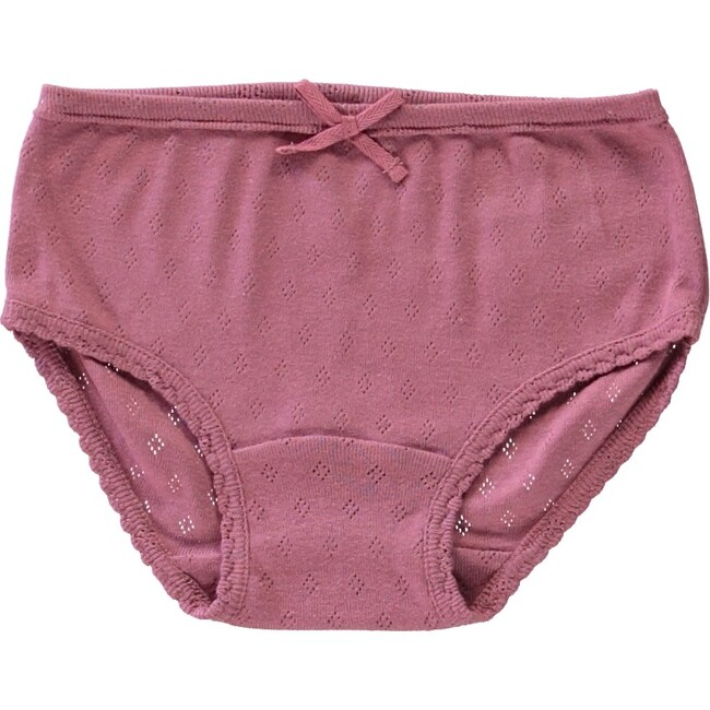 Bebe Underpants Old Rose
