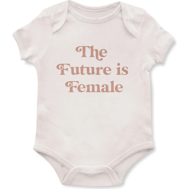 The Future is Female Bodysuit