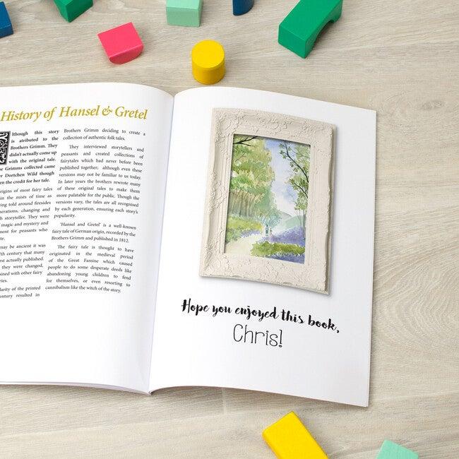 Personalized Hansel & Gretel Book, Softback