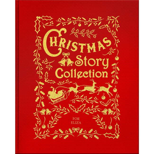 Personalized Christmas Story Collection Deluxe