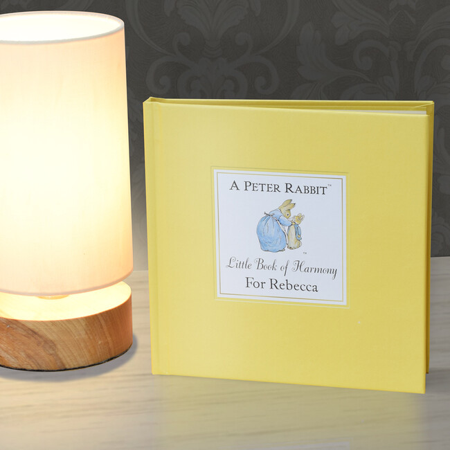 Peter Rabbit's Personalized Little Book of Harmony