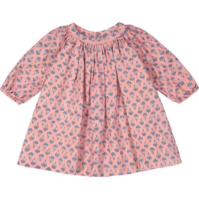 Baby Dress, Dusty Pink