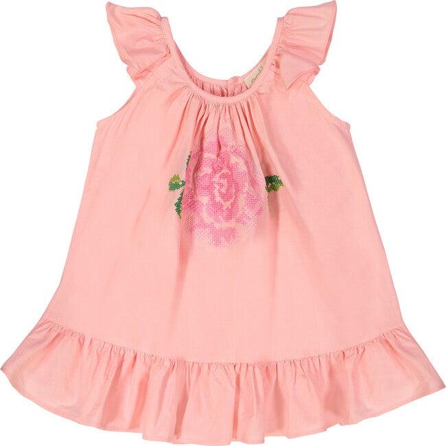 Pippa Dress, Peach