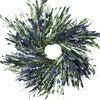Spring Wreath, Lavender Wild Flower - Wreaths - 1 - thumbnail