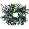 Spring Wreath, Lavender Wild Flower - Wreaths - 2