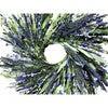 Spring Wreath, Lavender Wild Flower - Wreaths - 3