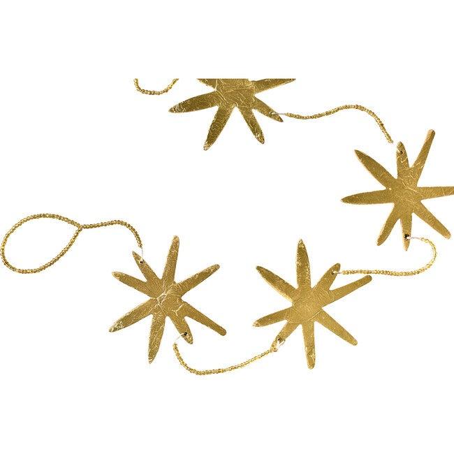 Star Garland, Gold