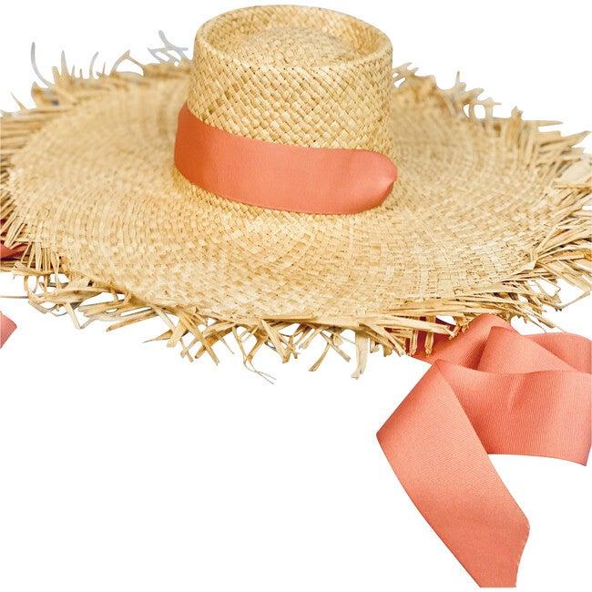 Plumeria Mommy Sun Hat