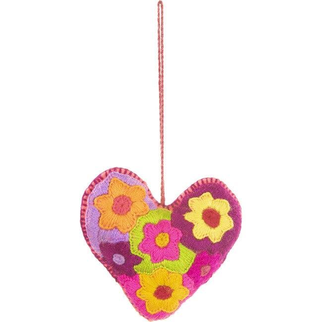 Corazon Ornament, Multi