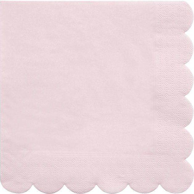 Pink Simply Eco Large Napkins