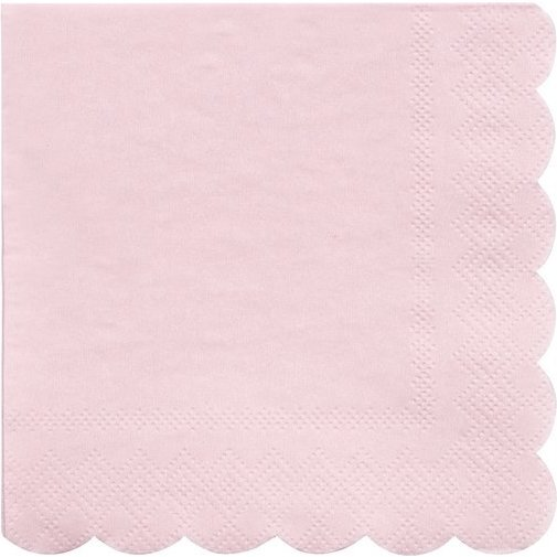 Pink Simply Eco Small Napkins