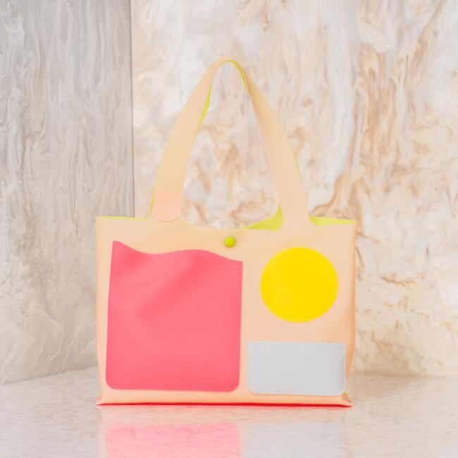 Mini Jelly Tote, Candy Coated