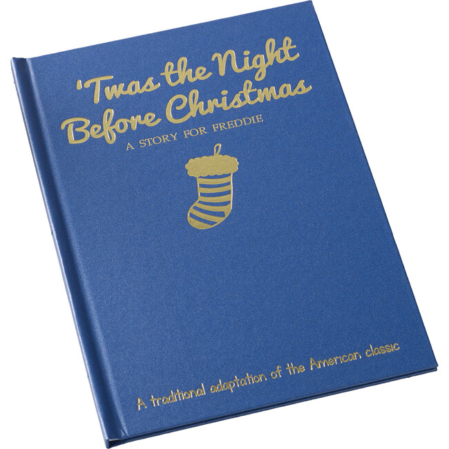 Twas the Night Before Christmas Personalized Book, Hardback