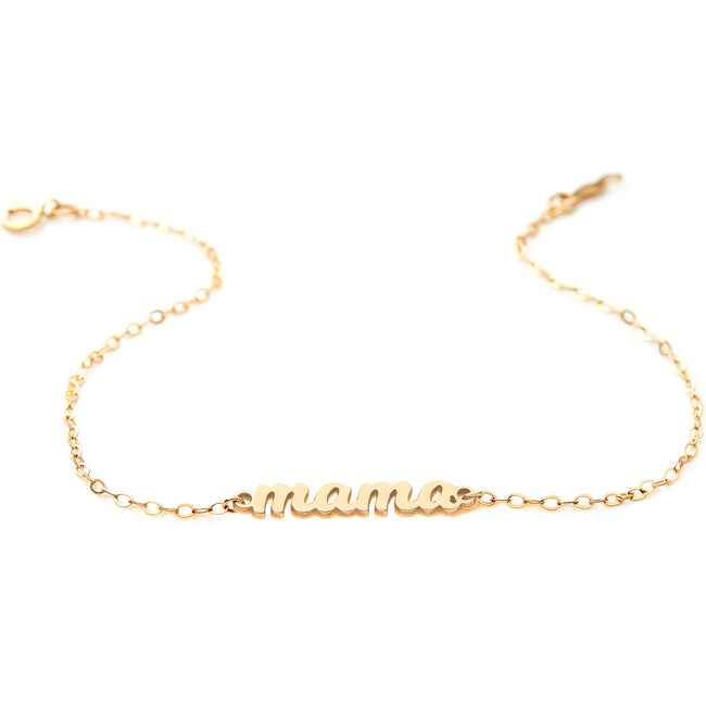 Gold Mama Bracelet