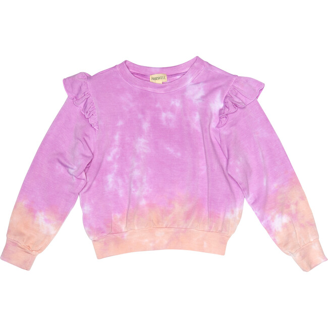 Tie Dye Sunny Pullover, Popsicle