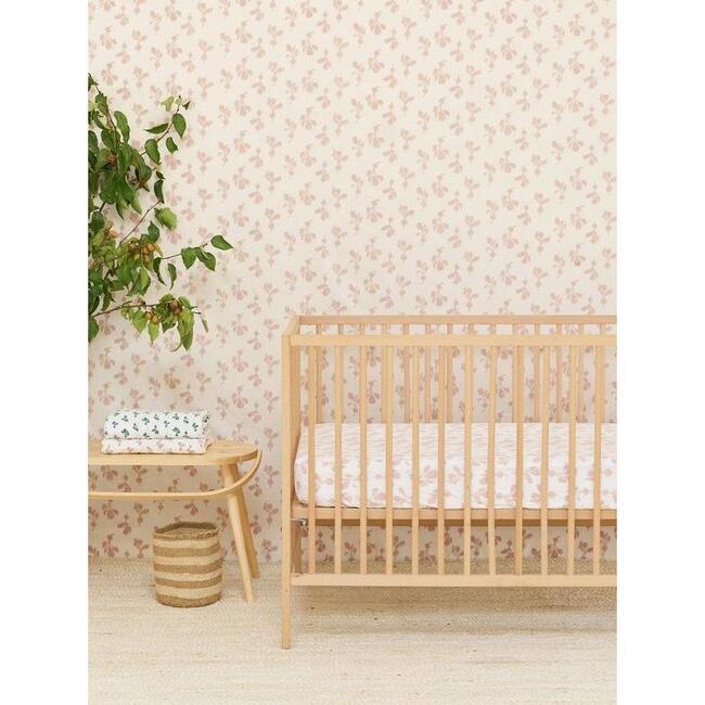 Radish Baby Bedding Set, Mauve