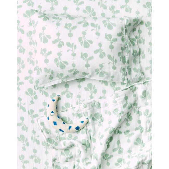 Radish Baby Bedding Set, Agave