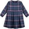 Dress, Yarinaoshi Checks - Dresses - 1 - thumbnail