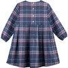 Dress, Yarinaoshi Checks - Dresses - 4