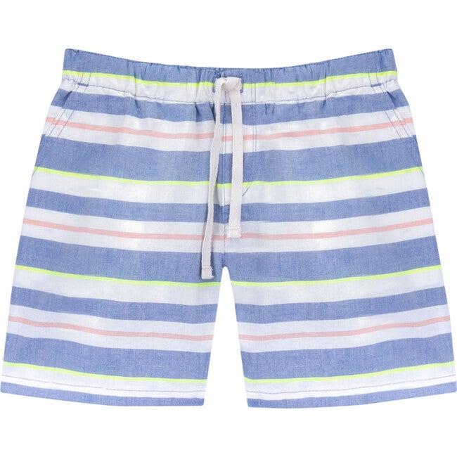 Tangran Shorts, Stripes