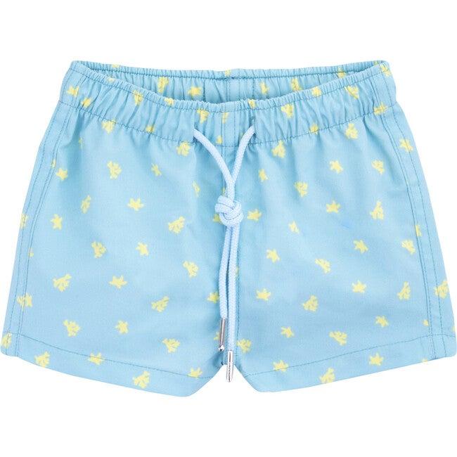 Baby Swim Shorts, Coral Reef
